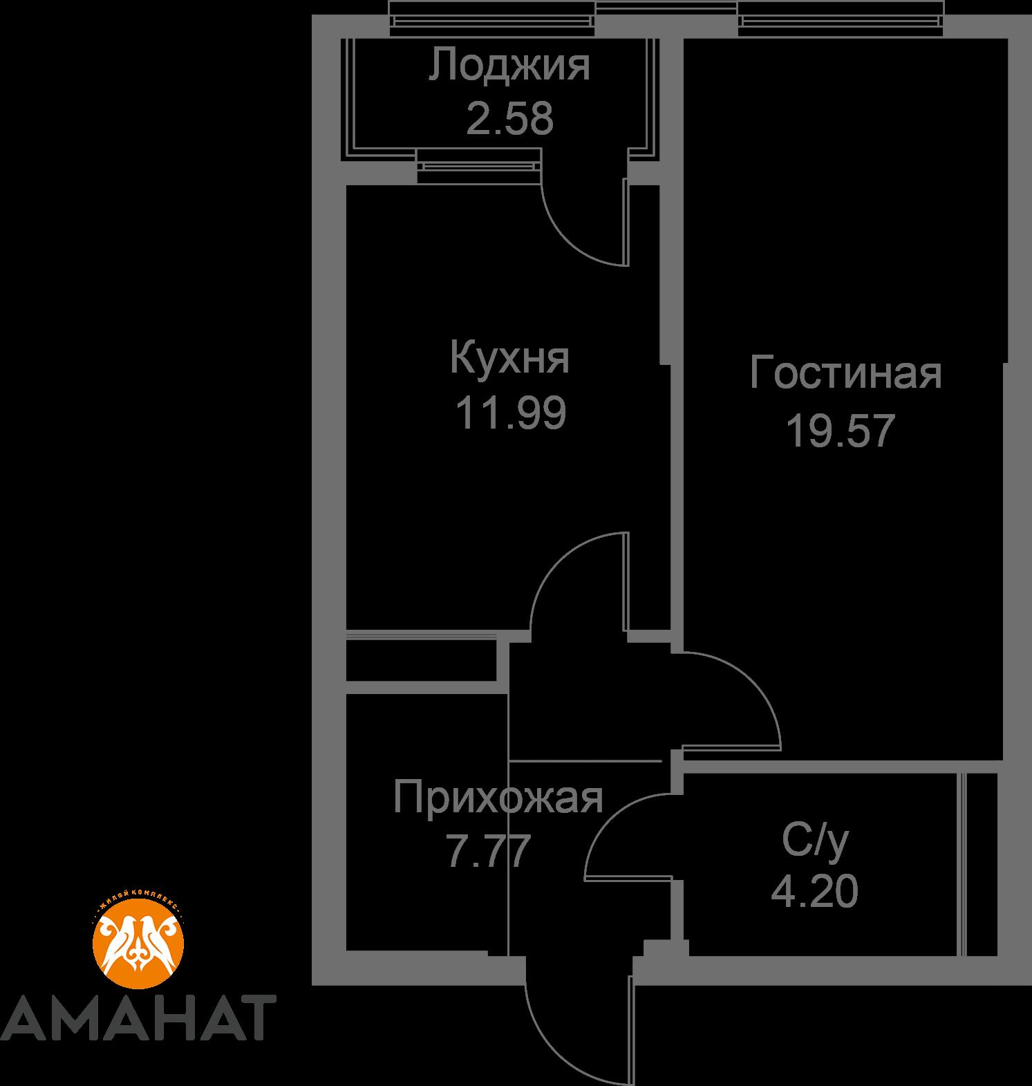 Квартира 35