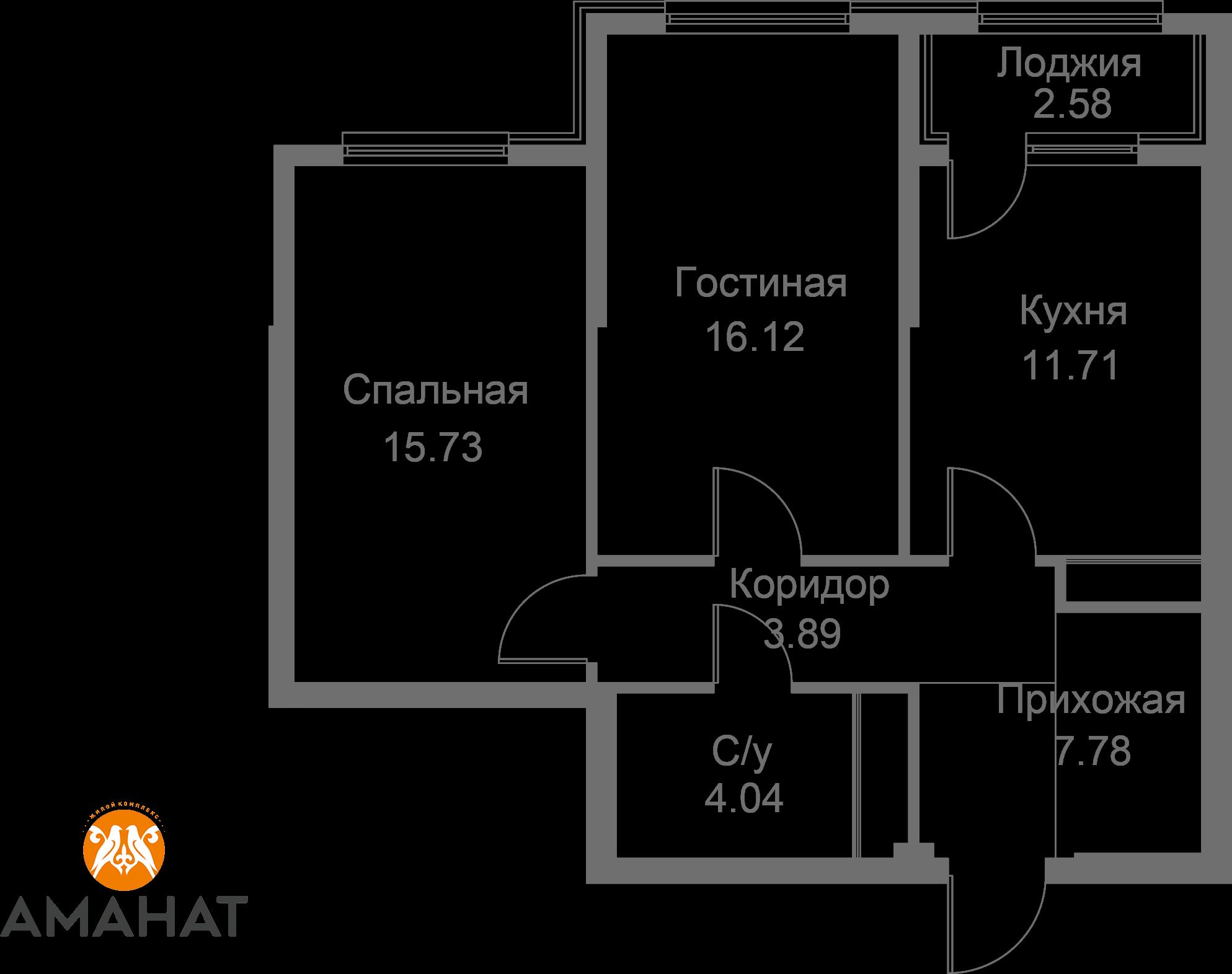 Квартира 76
