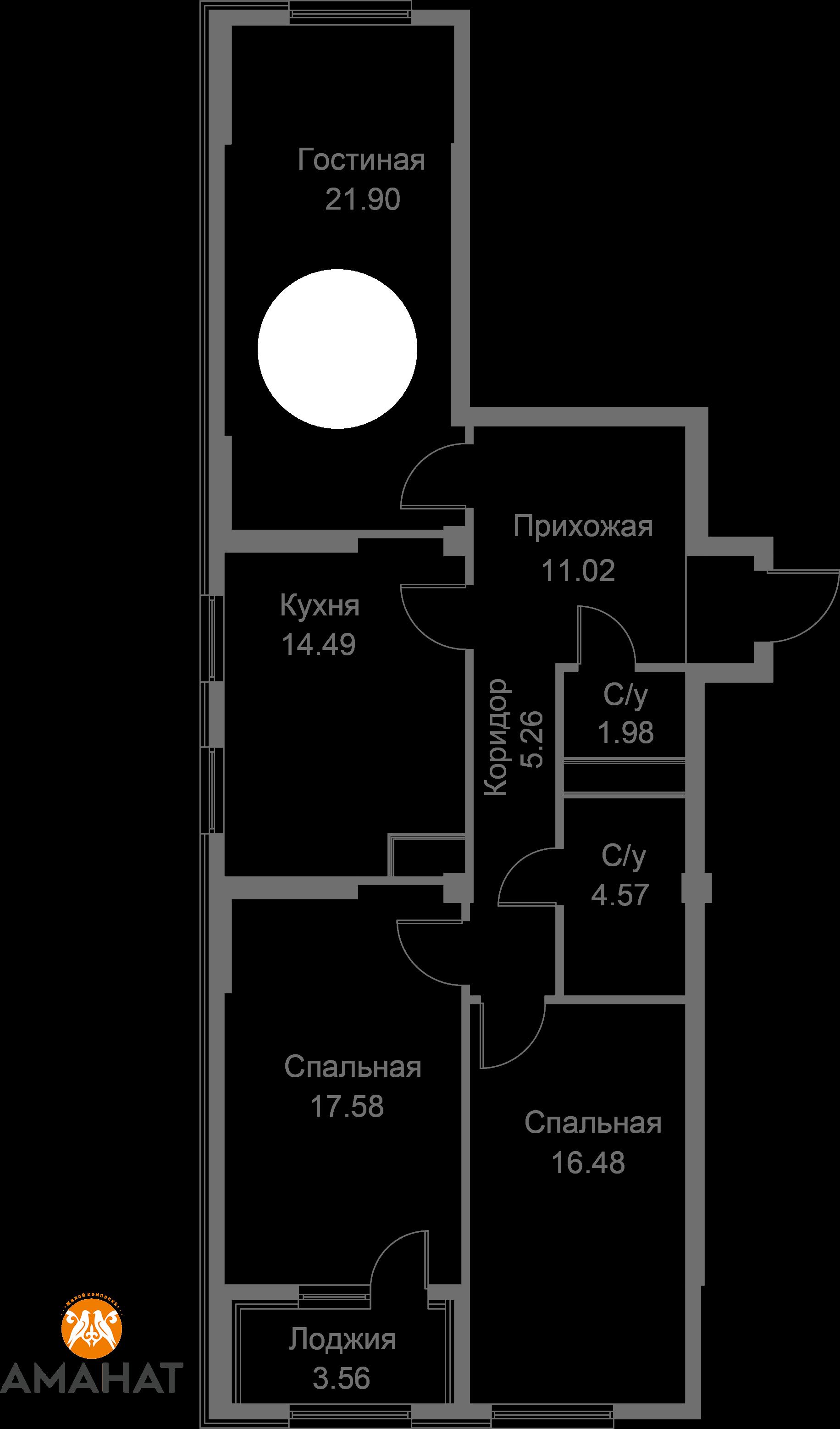 Квартира 40