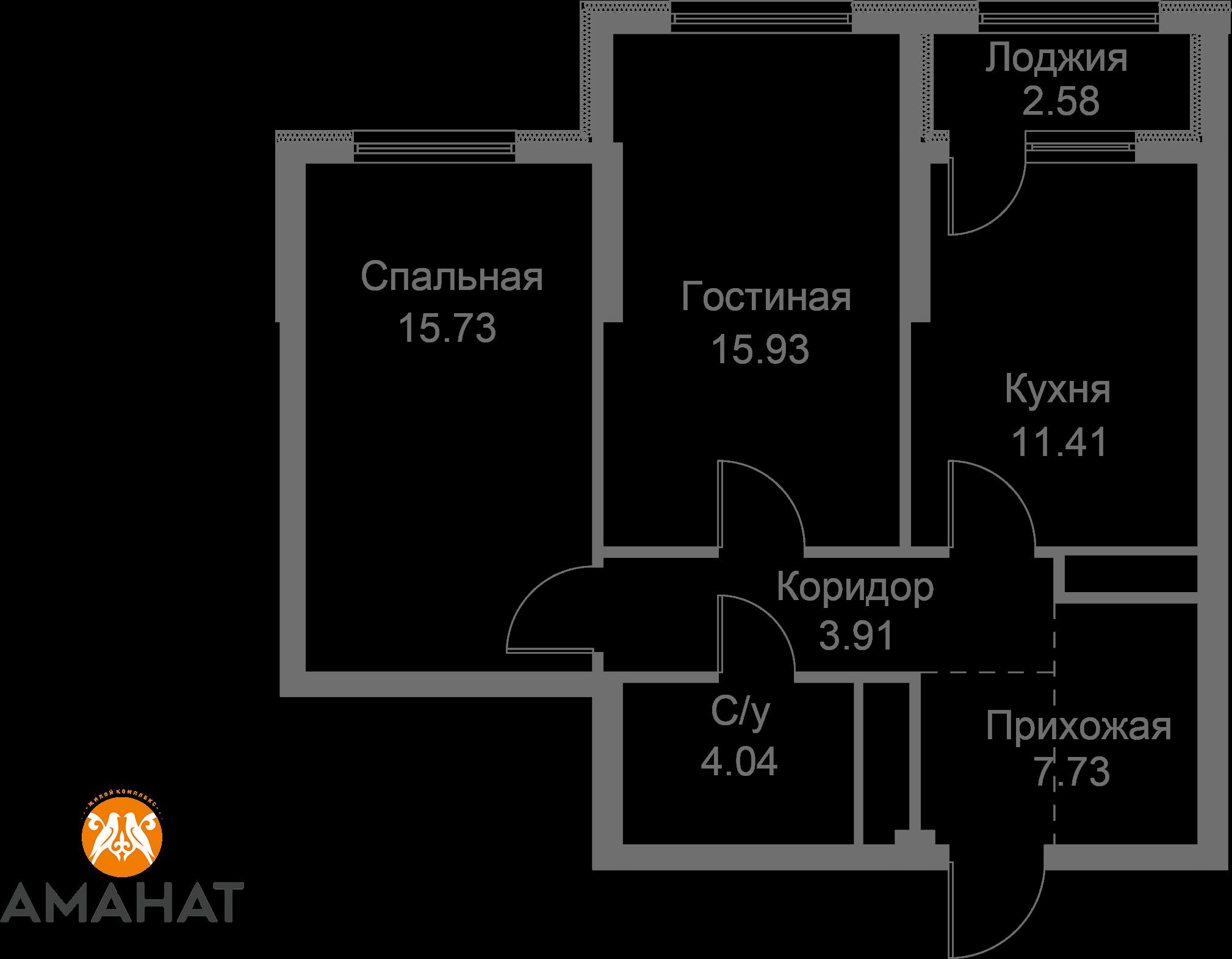 Квартира 89