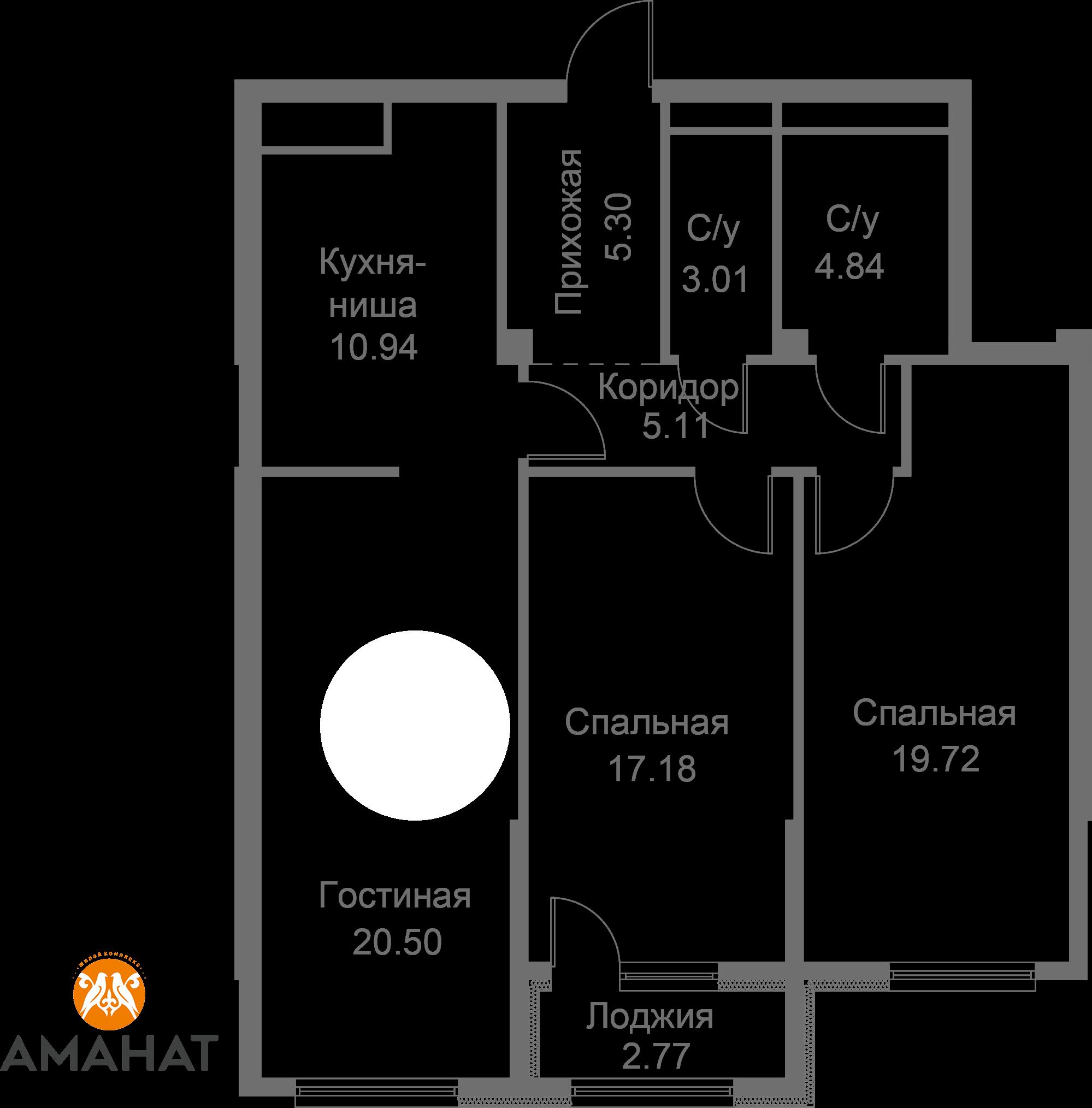 Квартира 141