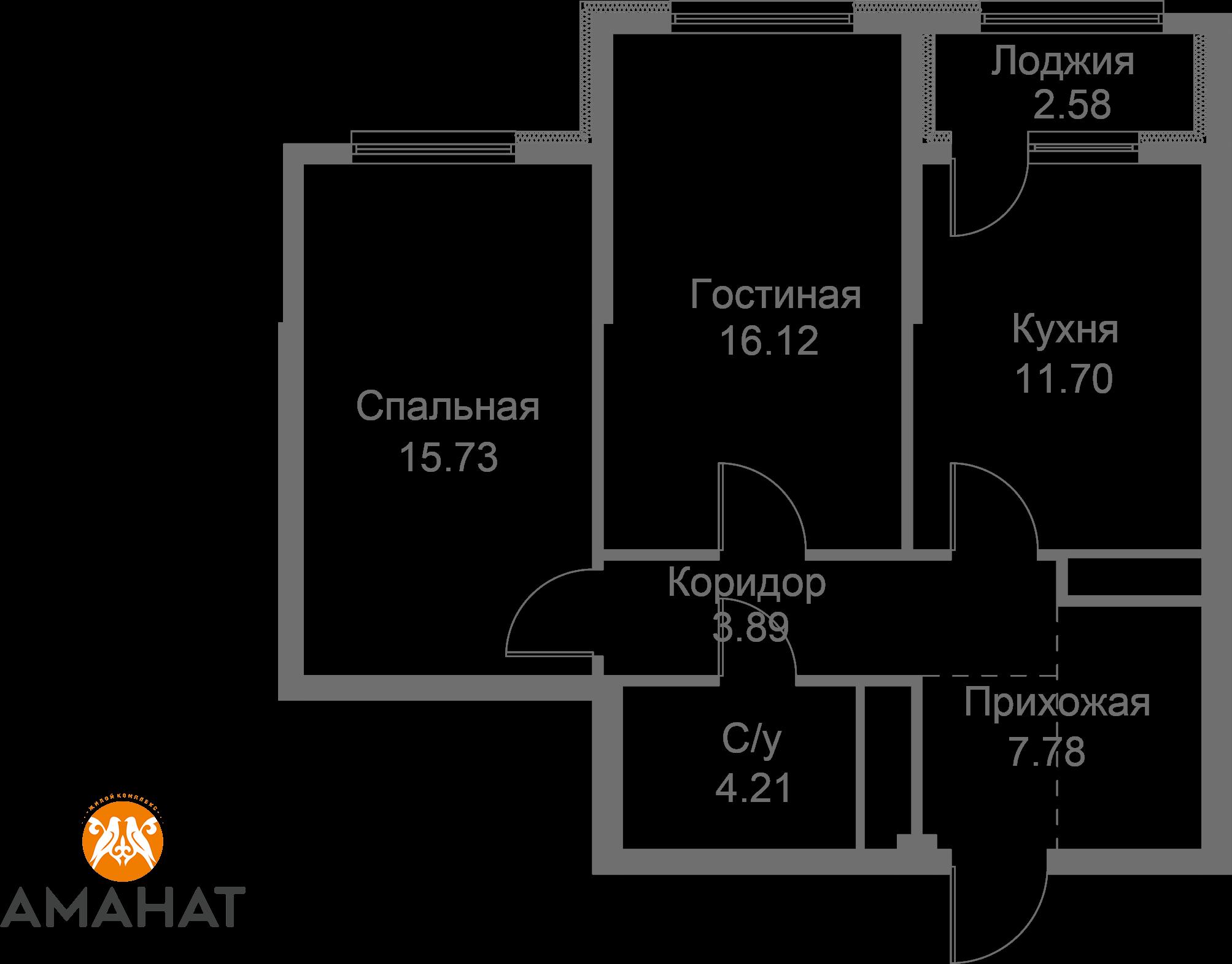 Квартира 124