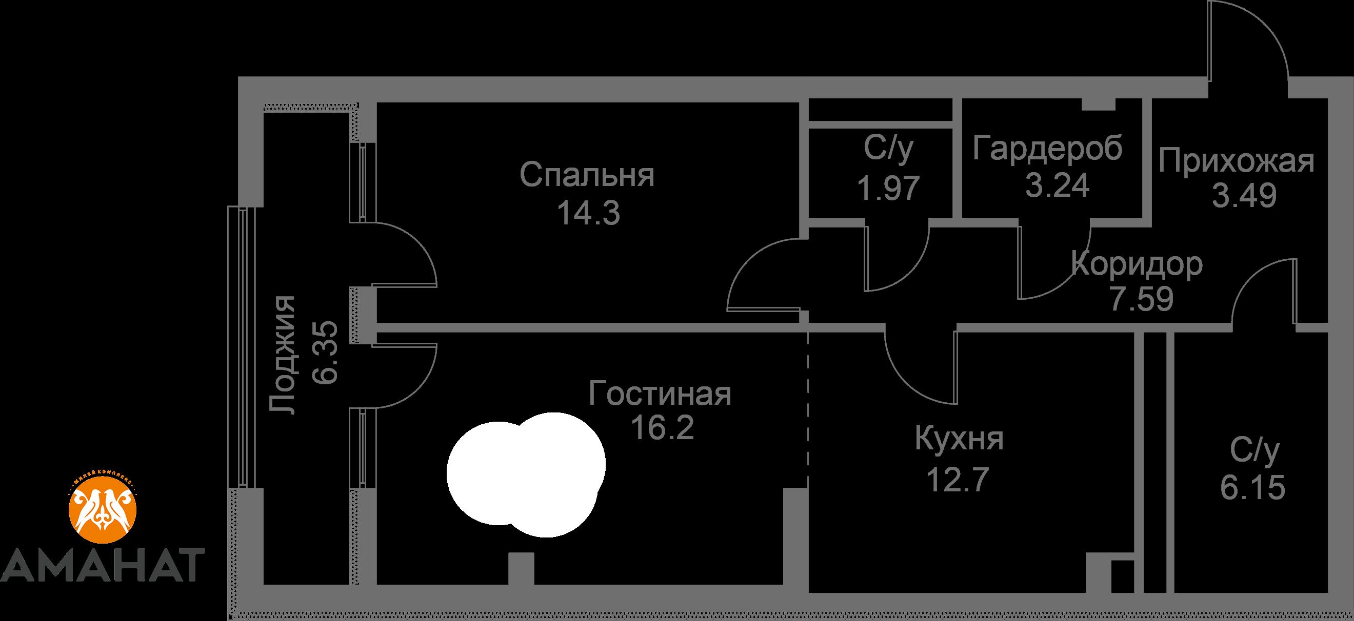 Квартира 167