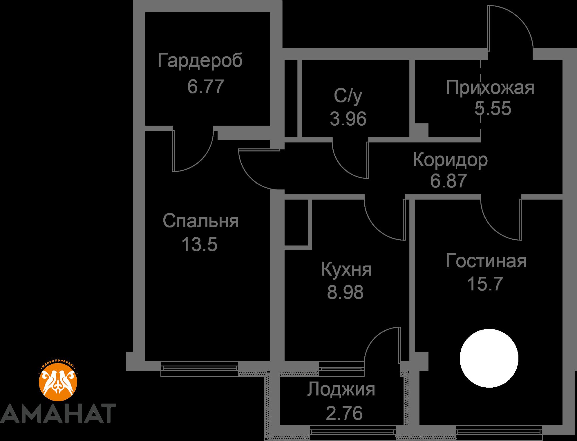 Квартира 204