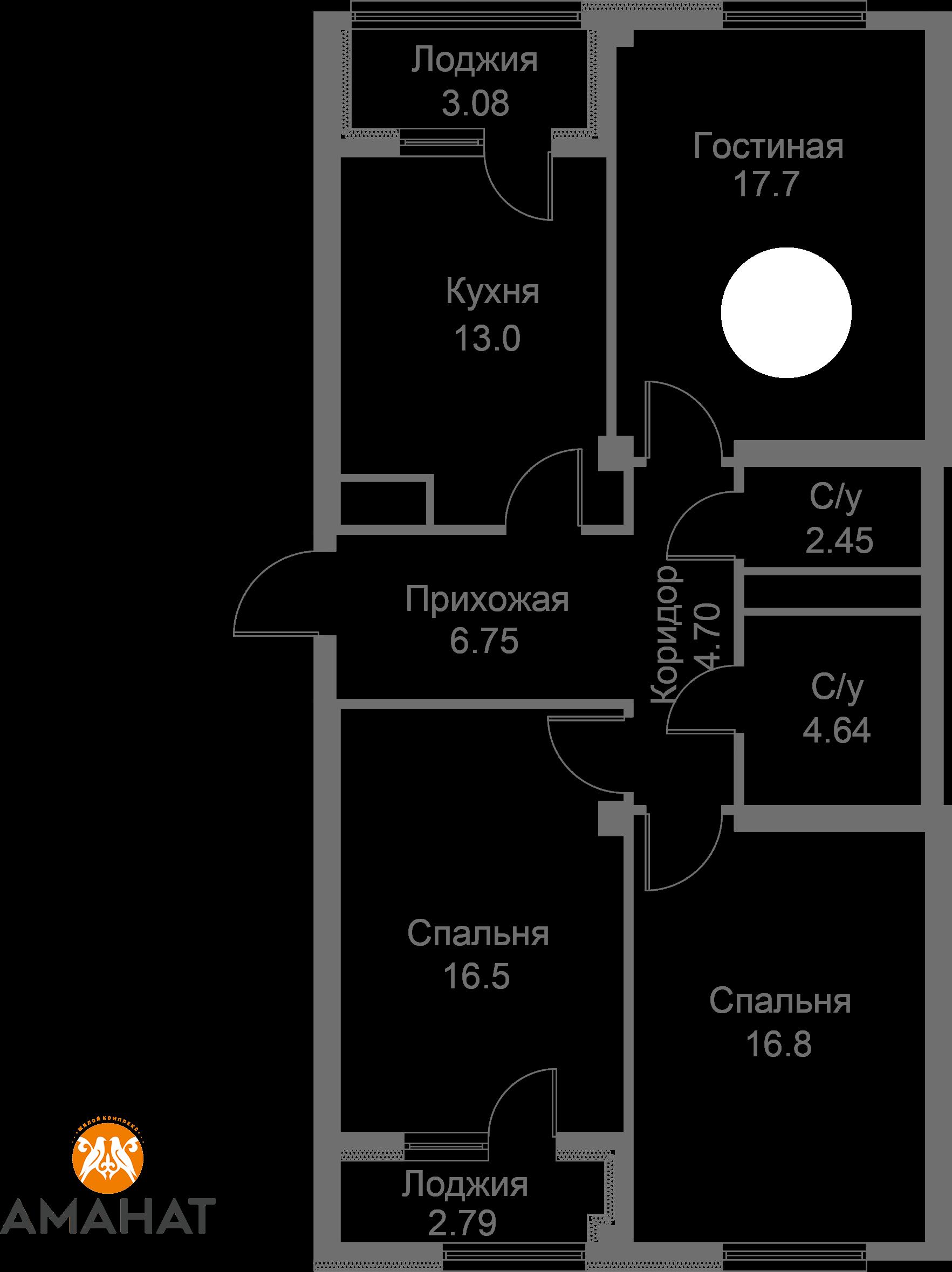 Квартира 171
