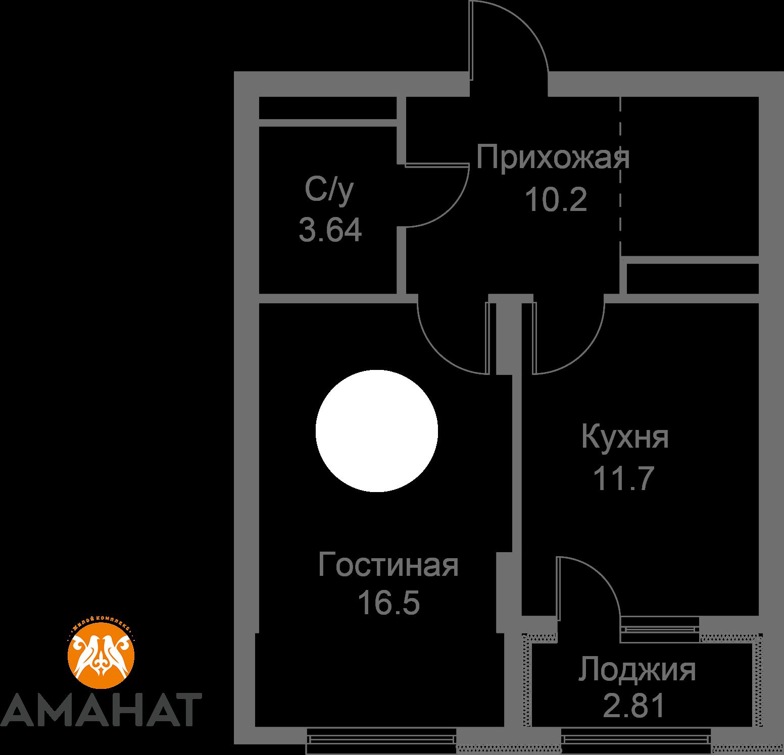 Квартира 208
