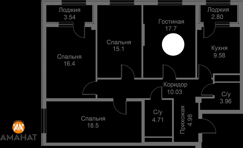Квартира 188
