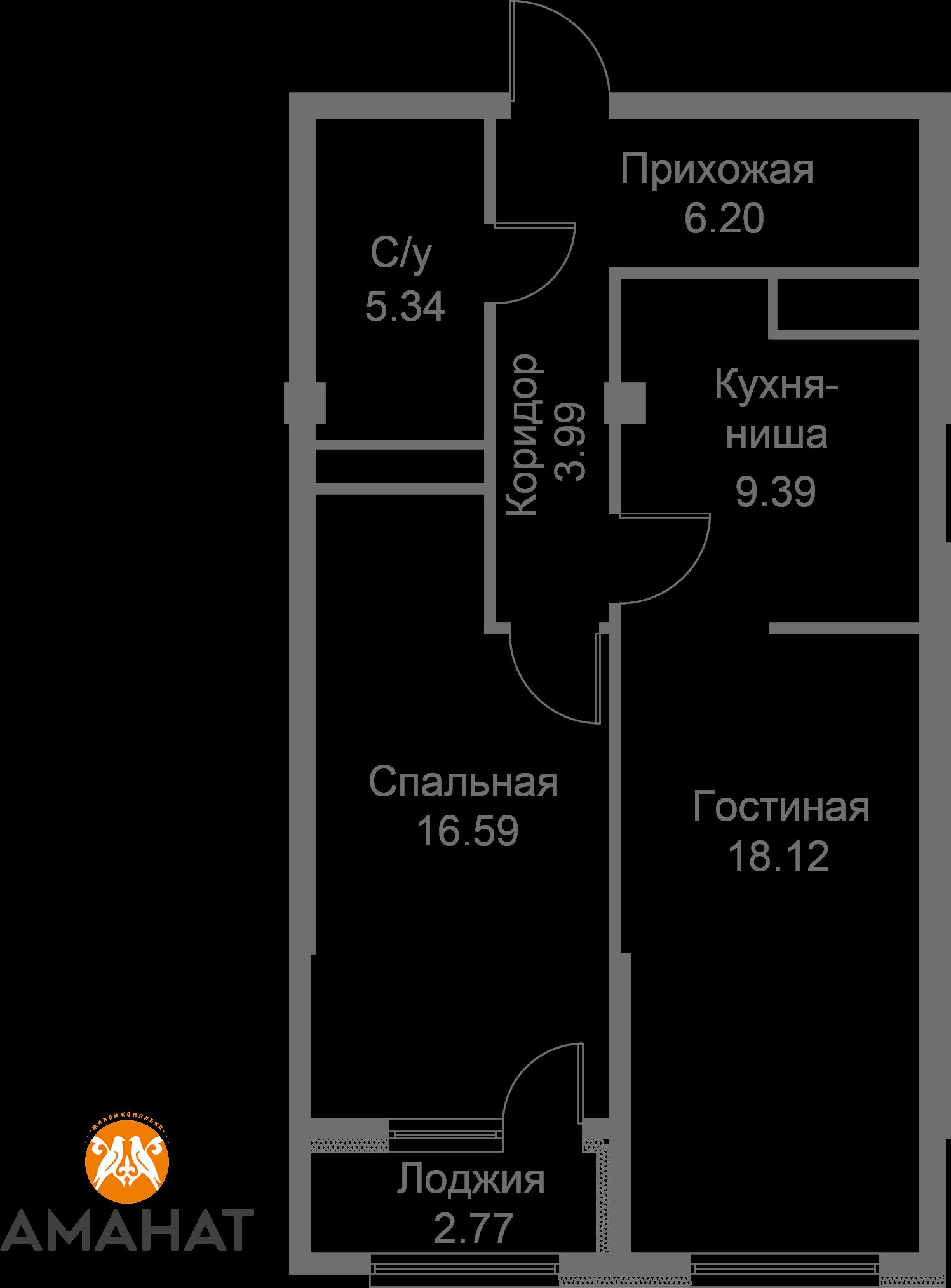 Квартира 316