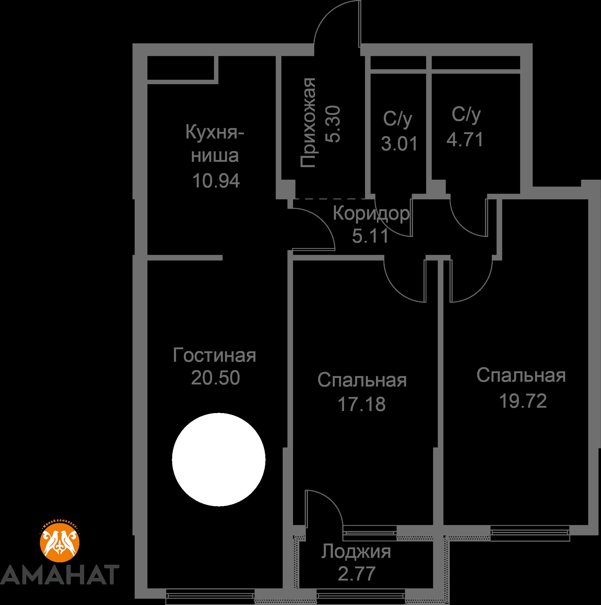 Квартира 314