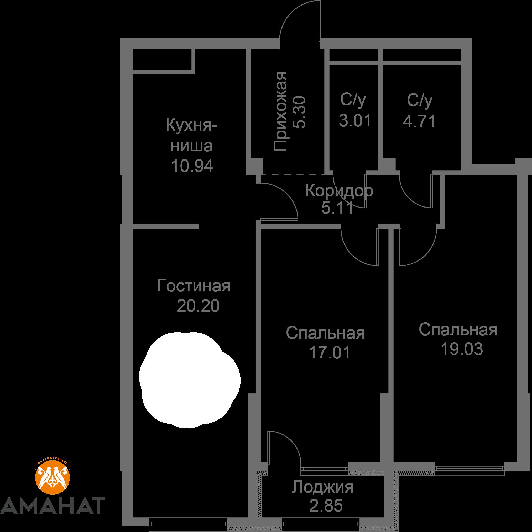 Квартира 265