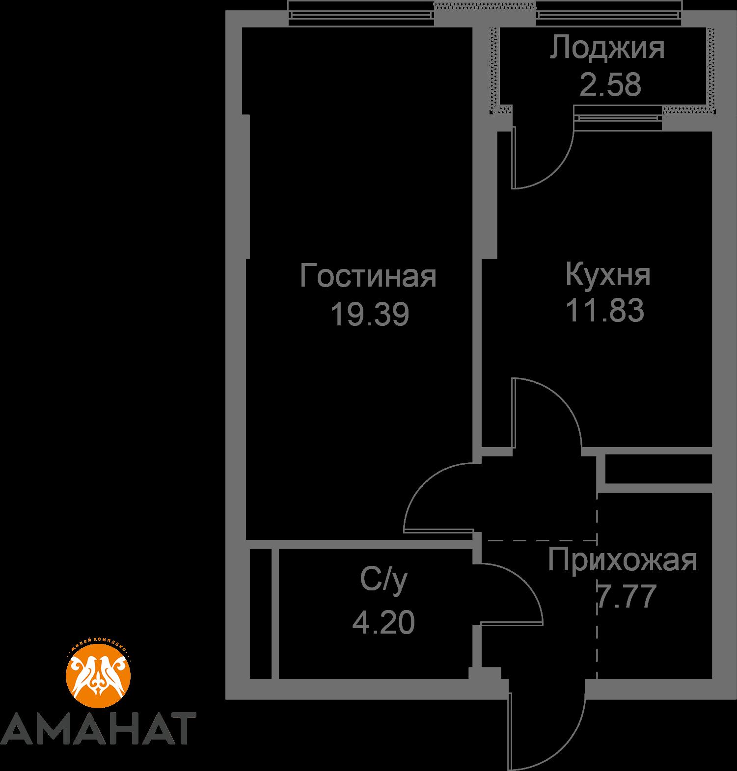 Квартира 345