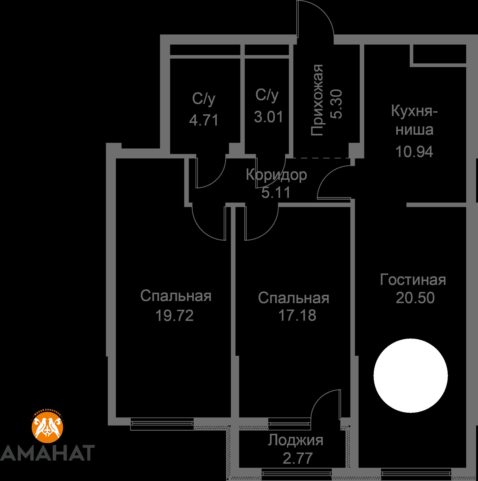 Квартира 399
