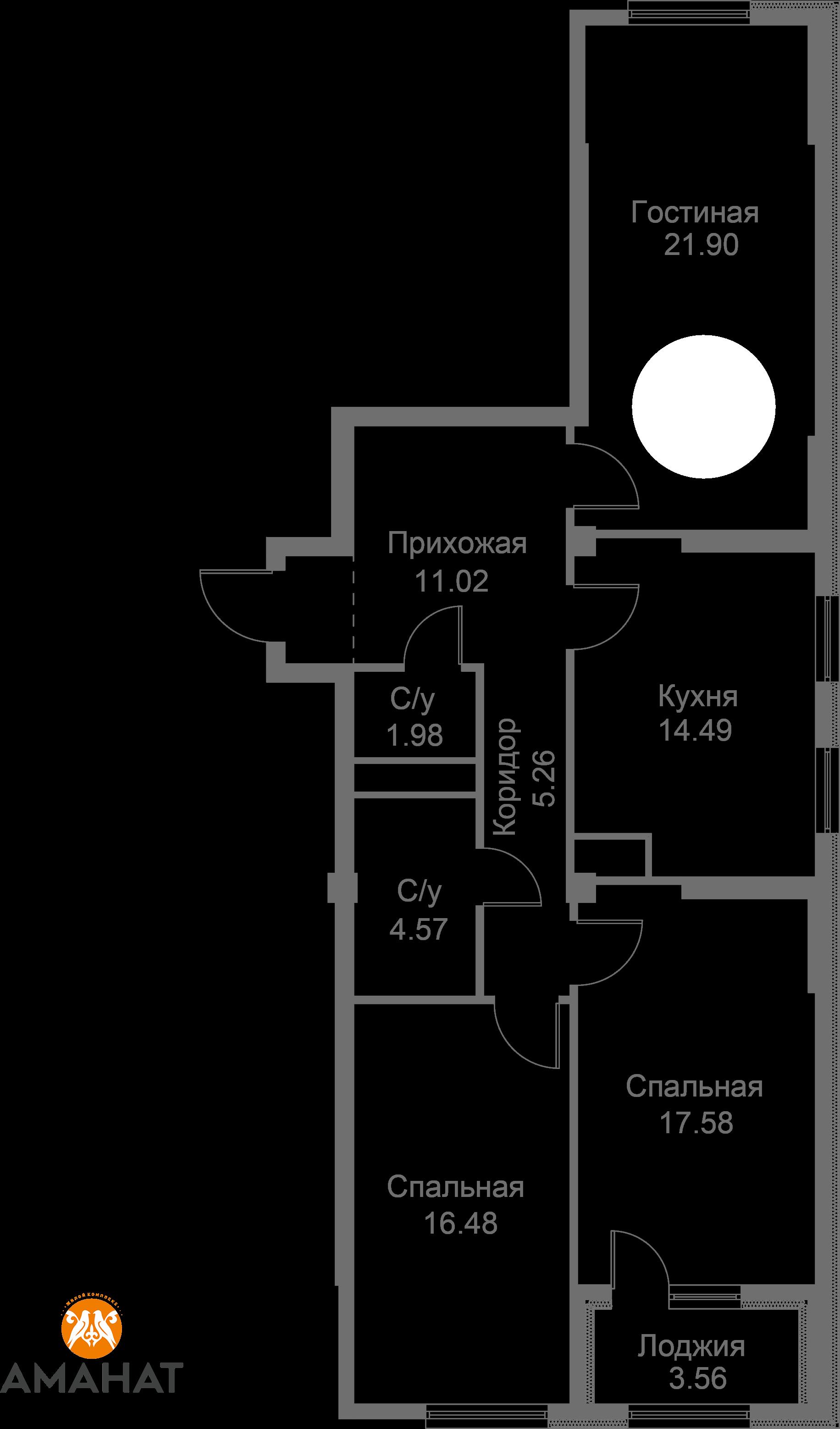 Квартира 382