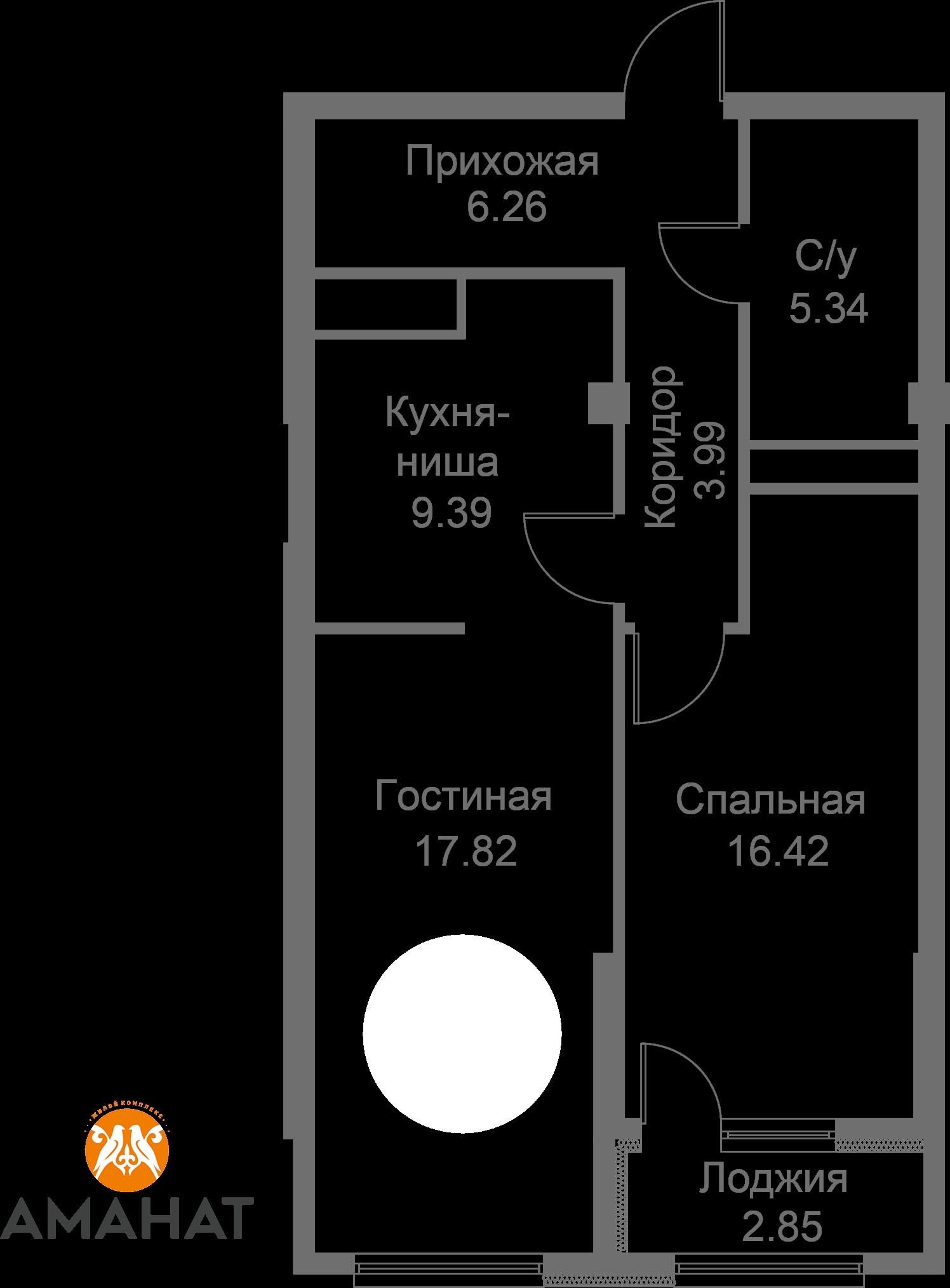 Квартира 342