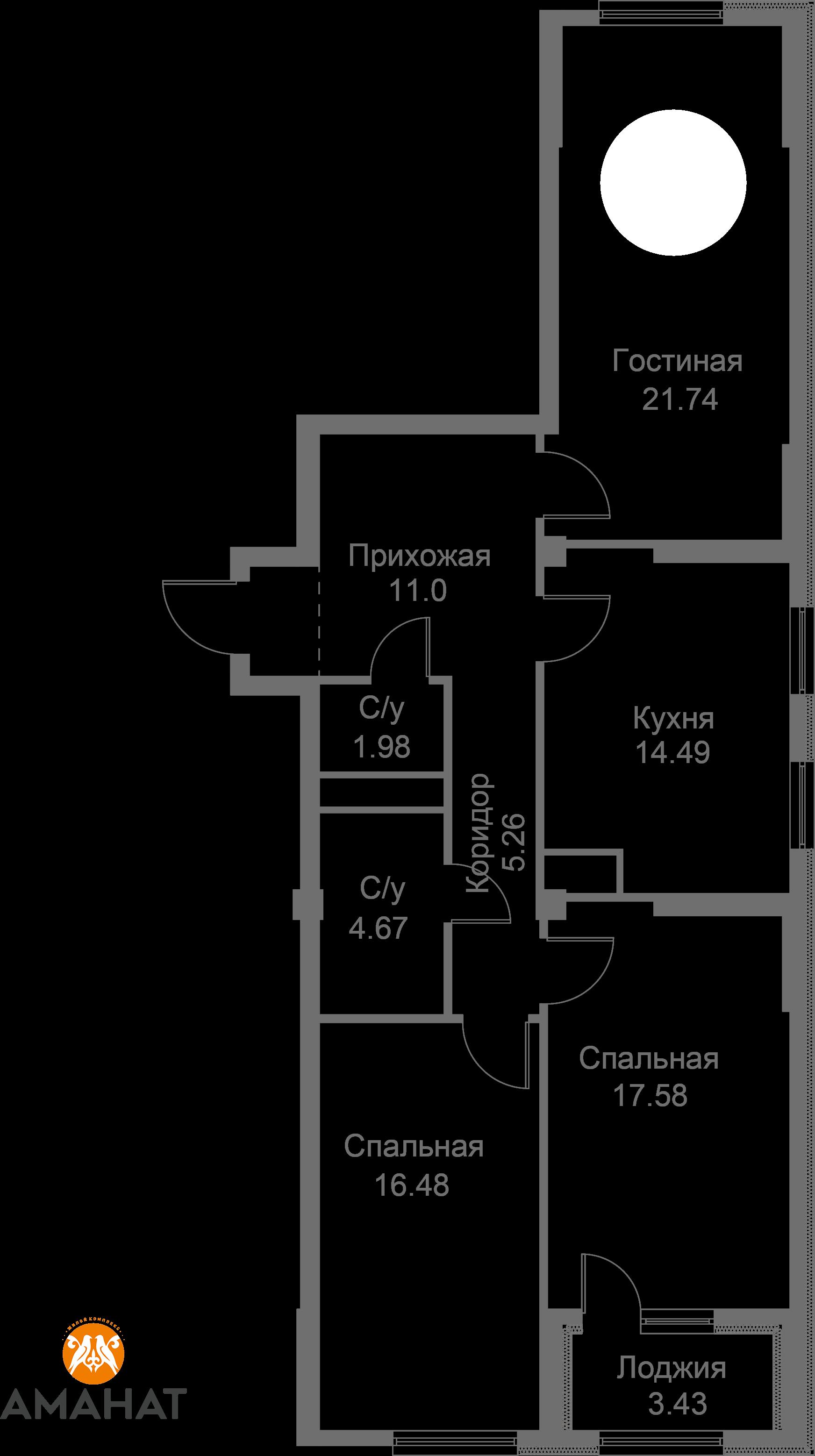 Квартира 341