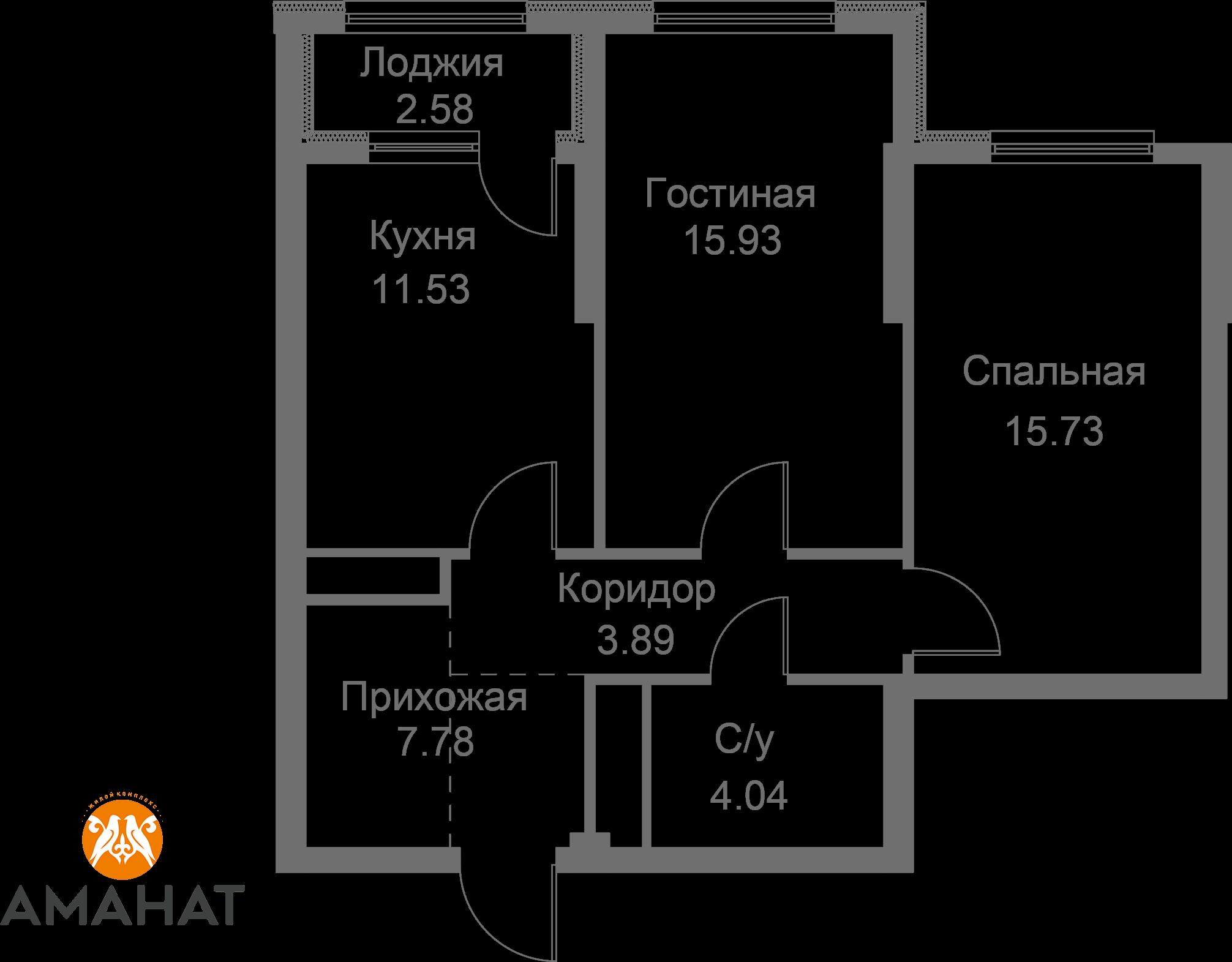 Квартира 340